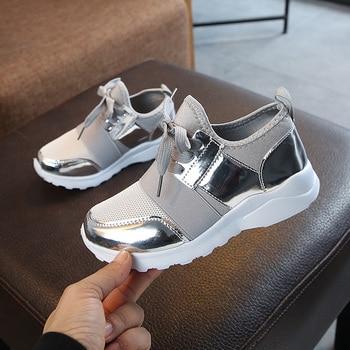 Mode Toevallige Ademend Sneakers Voor Meisjes Jongens Schoenen Lente Herfst Kind Sneakers Schoenen Kids Flat Met Jongens Meisjes Sneakers