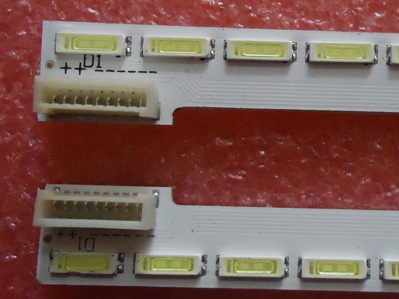 Светодиодный экран с подсветкой JUCA7.308.00104140 STJ550AB3-REV01 1 шт. = 72led 604 мм