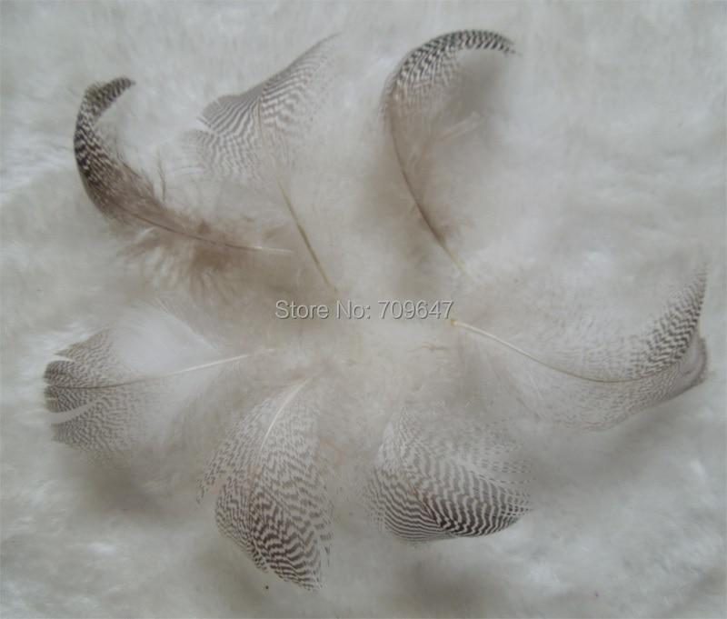100 шт/партия, 4-7 см, кряква, фланцы, колючие перья-естественная окраска, свободные утиные перья