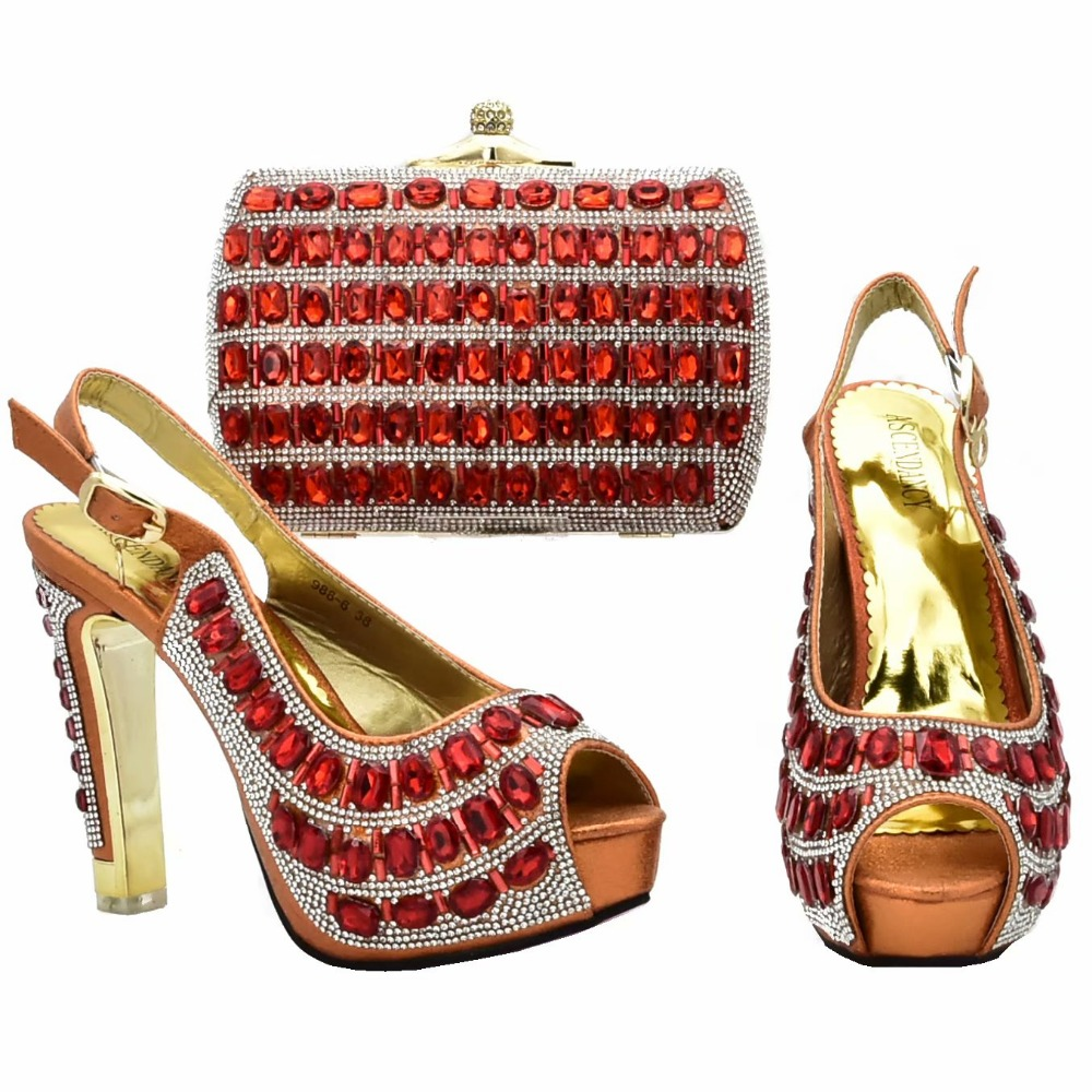067ded5054 Worldwide delivery 2019 italian shoes and bags set in NaBaRa Online
