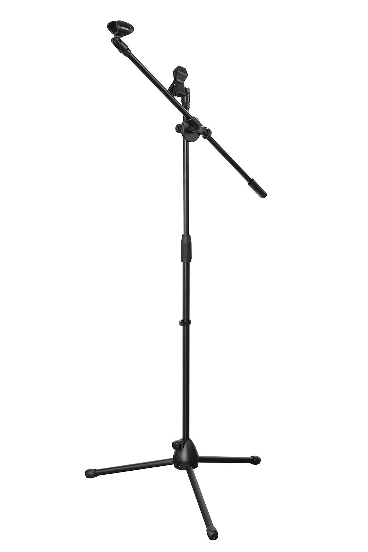 Stand microphone DEKKO JR-507 (07) nb 35 rotational professional recording microphone stand holder black white