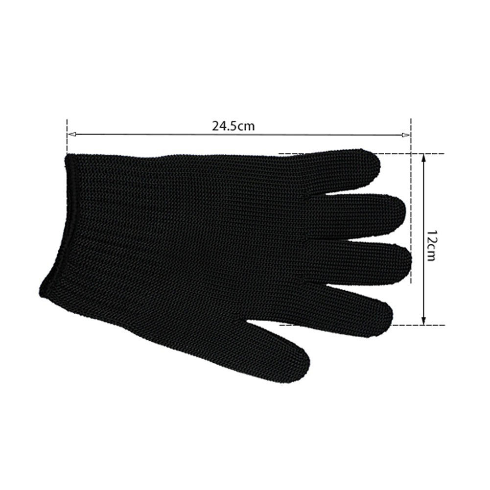 2x Stainless Steel Wire Safety Works Anti Slash Cut Proof Stab Resistance Gloves in Tool Parts from Tools