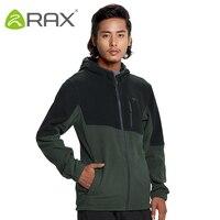 RAX Softshell Jacket Men Hiking Warm Jacket Waterproof Windproof Thermal Jacket Outdoor Camping Fleece Coat Women