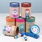 Детские игрушки на открытом воздухе детские деревянные мультяшные прыжки со скакалкой детские игрушк ①