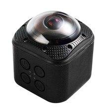 100% Оригинальные soocoo на Cube360F 1080 P Full HD 360 градусов Панорама Камера Wi-Fi 10 м Водонепроницаемый глубина (без Водонепроницаемый чехол)