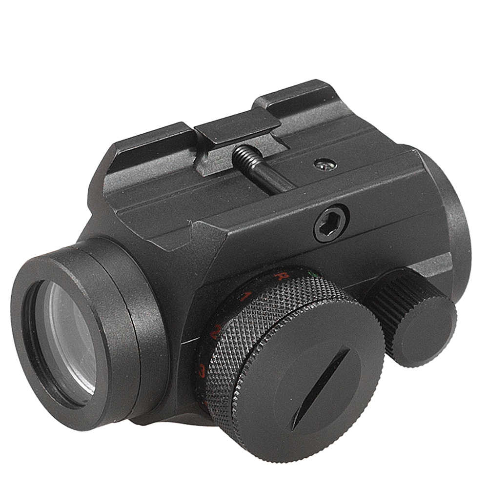 M1 1X28 Taktis Hologram Merah Hijau Dot Sight Senapan Lingkup Picatinny Rail Mount 20Mm Cocok AK 47 Berburu