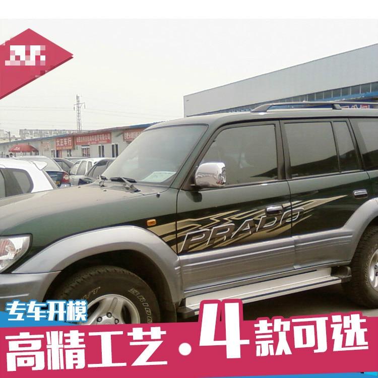 both sides Toyota Land Cruiser J90 series Body decal Sticker