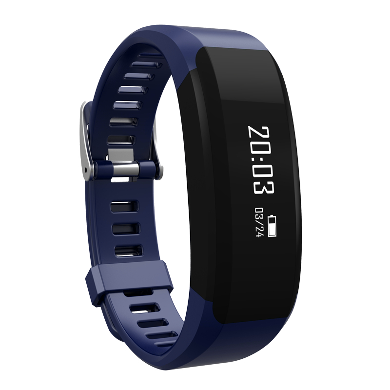 Hot Sale Smart Bracelet Fitness H28 Bluetooth Wristband Heart Rate Monitor Call Reminder Touch OLED Screen