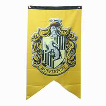 Harry Potter Party Supplies College Flag Banners Boys Girls Kids Decoration Gift