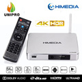 Himedia q5 pro hi3798cv200 4 k @ 60fps android 5.1 tv box 2g/8g 802.11ac wi-fi 1000 m lan kodi h.265 bluetooth 3d
