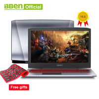 BBEN G16 Gaming Laptops 15 6 IPS FHD 1920 1080 PC Tablet GTX1060 Intel Core I7