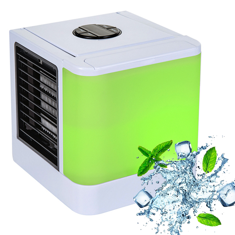 3rd Generation 7 Colors Artic Air Cooler Mini Arctic Air Personal Space Cooler Fans Air Cooling Fan With Air Filter Strong Wind