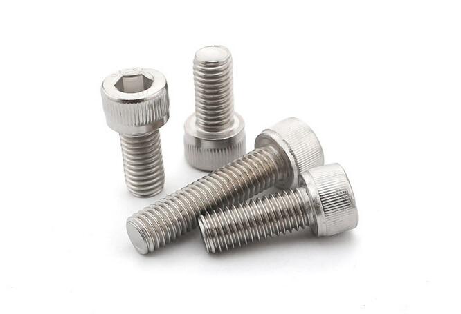 M2 серии 300 шт. нержавеющая сталь Шестигранная винты m2 * 3/4/5/6/8/ 10-30 мм цилиндрической головкой, кубок головкой