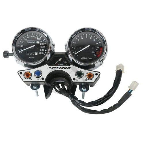 Motorcycle Speedometer For YAMAHA XJR 1300 XJR1300 1998-2003 1999 2000 2001 2002 Tachometer Gauges Instrument Cluster