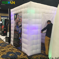 Custom Portable Trade Show Photo Booth Digital Mirror Photo booth Enclosure Event backdrops Party wedding photo booth Backdrop