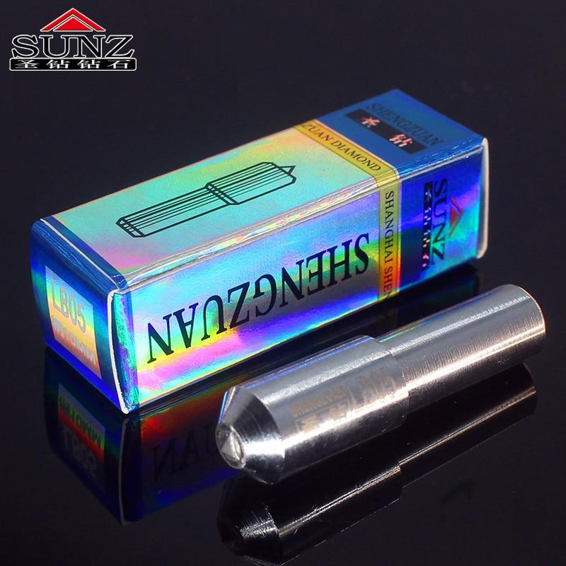1 unids Nueva 12mm * 50mm Diamond Dresser Grinder Wheel Grinder - Herramientas abrasivas - foto 5