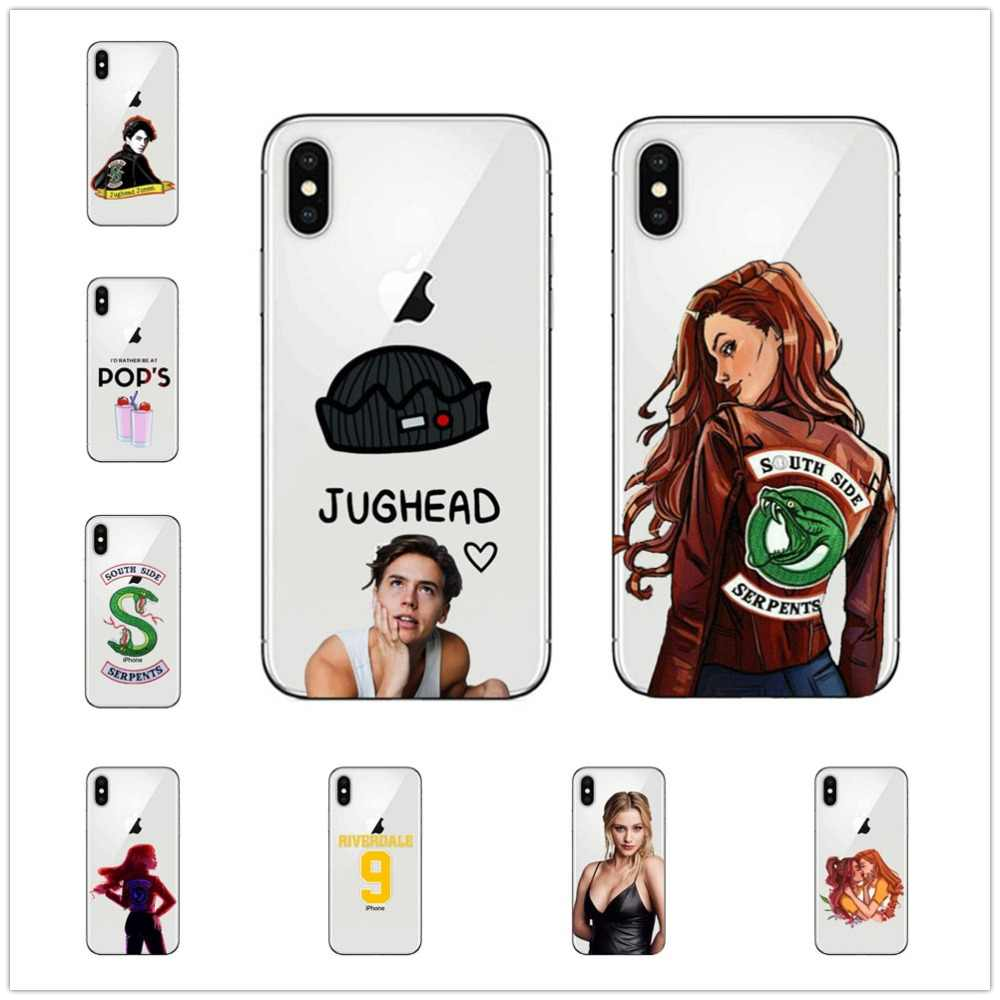 Riverdale TV Jughead Jones Woz phone case fashion cover for apple iPhone 6 6S 7 8 Plus X XR XS MAX 5 5S SE cute boys shell coque