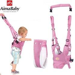 Bebê walker para crianças aprendendo a andar arnês do bebê mochila para crianças réin walkers para crianças criança arnês