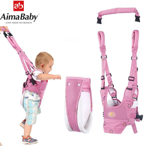 Baby Walker for children learning to walk baby harness backpack for children rein walkers for toddlers child harness toddler(China)