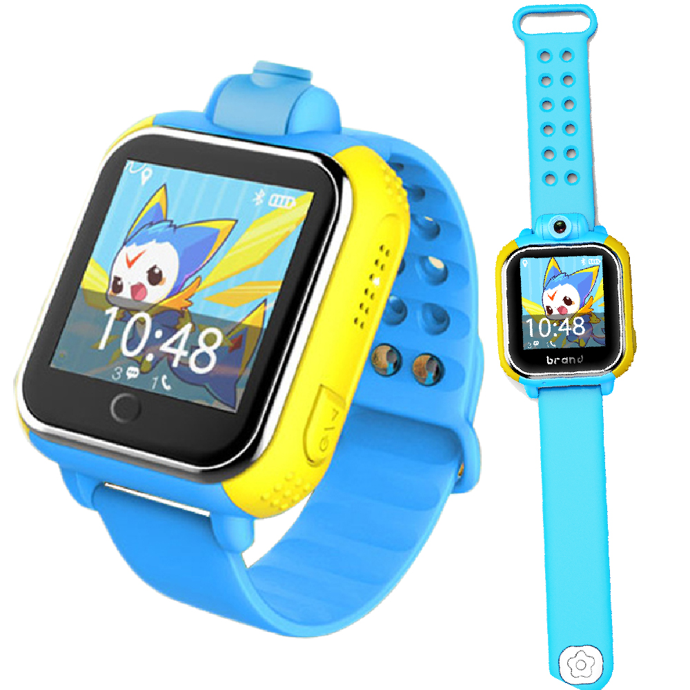 Children Smart Phone Watch WIFI Smart Watch Kids 3G LBS GPS Tracker With SIM Camera Anti-Lost For iOS Android Better than Q60 children s smart watch with gps camera pedometer sos emergency wristwatch sim card smartwatch for ios android support english e
