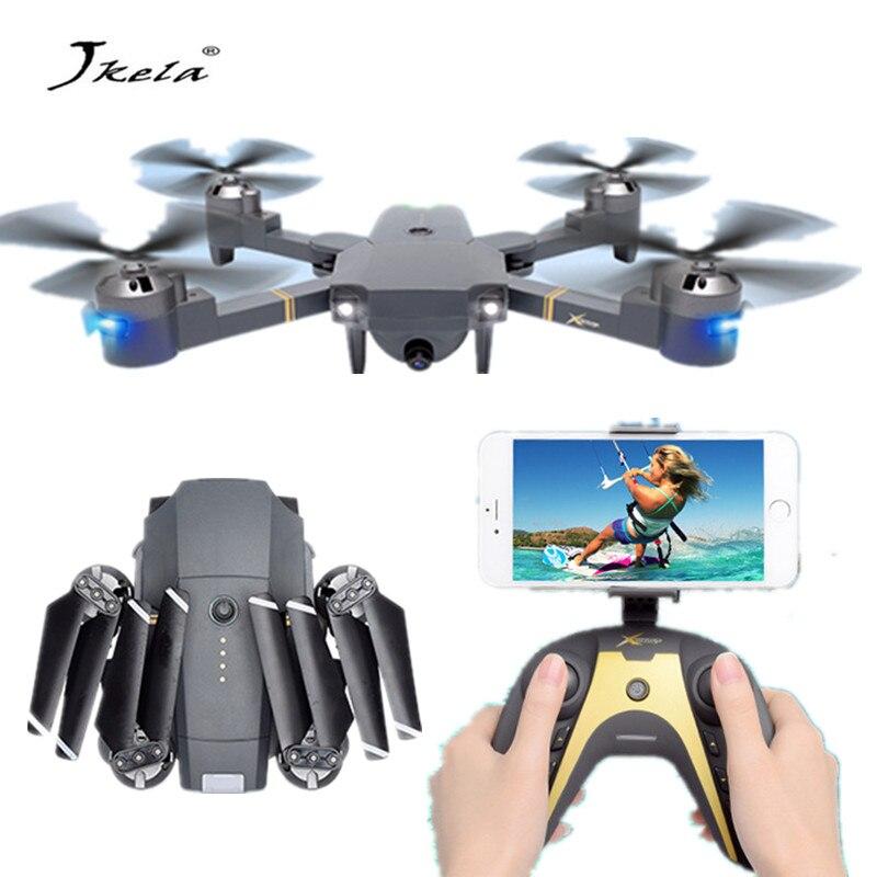 Mini drones mini XT-1 talon rc cessna grande angular hd câmera helicóptero x pro dobrável controle remoto fácil de operar fluxo de luz