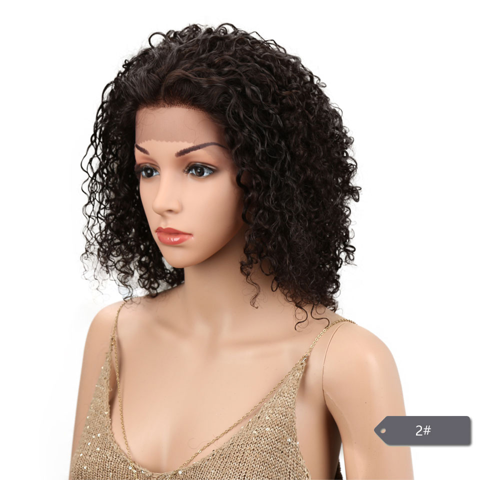 HTB1.w0DoYSYBuNjSspfq6AZCpXaa Sleek Lace Front Human Hair Wigs For Black Women Brazilian Ombre Curly human hair Wig Wet and wavy Wig Curly Lace Front wig
