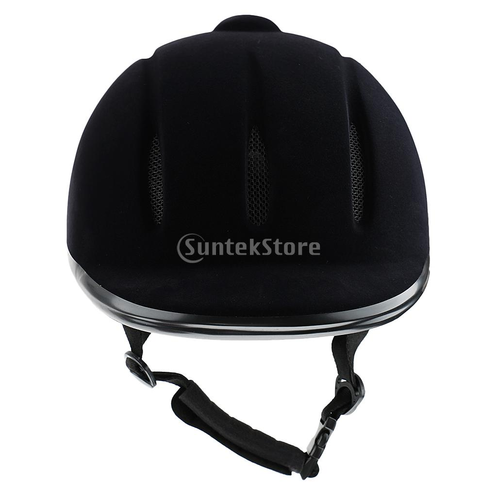 Equestrian Horse Riding Hat Helmet Low Profile Vented Headwear Black S M L XL s m s l m6 15118335 усилитель для наушников black