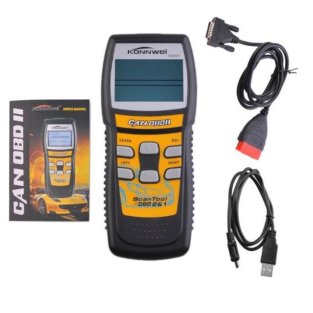 konnwei car scanner kw825 obd2 obdii eobd scanner mini portable car rh aliexpress com DSM -5 DSM 4 Online