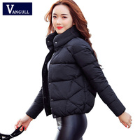 Winter jacket Women 2017 New Fashion Coat Jackets High Quality Coats Casual Warm Parka clothing for women Thick Cotton Padded
