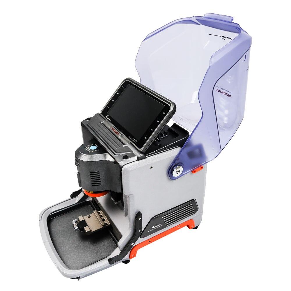 In magazzino V2.0.3 Xhorse Condor XC-Mini Plus Key Macchina di Taglio (Condor XC-MINI II) master Series Ottenere Il Trasporto VVDI Mini Strumento Chiave