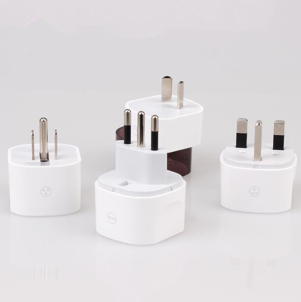 цена на Universal power adapter plug converter GSM standard British standard socket USA and Europeean type,Brazil,High Quality,hot sale