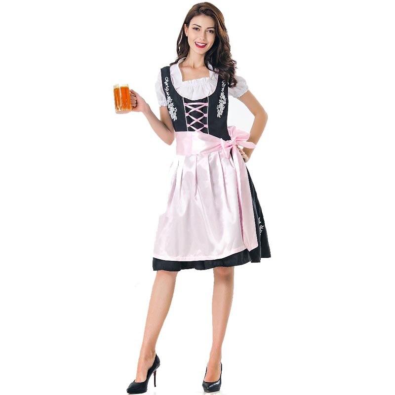 1 Unidades   Correa+ Vestido Su persona tiene que asegurarse de que antes de  sobornar un MOONIGHT Halloween traje de niña de la cerveza alemana  Oktoberfest ... 63c496a12c1