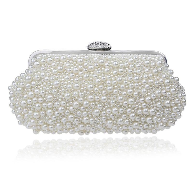 Diseñador Bolsa de Embrague Noche de la moda  de La Perla de Embrague Bolsa Aj B