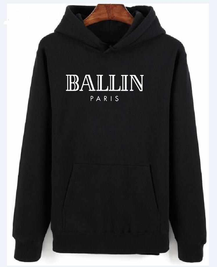 new autumn and winter hoodies cotton men's clothing Ballin