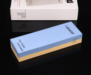 Image 3 - Adaee Russia Favourite Double Sides Sharpening Stone 2000 5000 Grit For Pruning Shear With Size 7.1*2.4*1.1