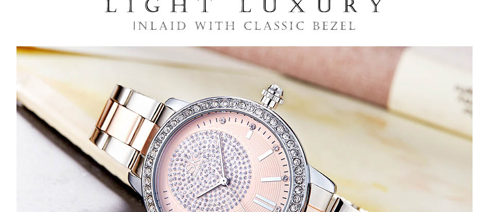 HTB1.w5Ucf5TBuNjSspcq6znGFXaN Shengke Rose Gold Watch Women Quartz Watches Ladies Brand Crystal Luxury Female Wrist Watch Girl Clock Relogio Feminino