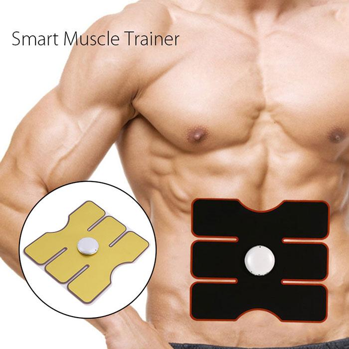 Multi-Function Abdominal Muscle Trainer Massage Fitness Kit Tool Muscle Protector Intelligent Sports Machine Shaping Body electronic massage belt body shaping machine electric fitness massager