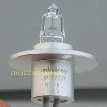 מקורי Mindray bs200/bs220/bs330/bs400/bs800 כימיה מנתח מנורת Mindray JM 12V20W ביוכימיים אור מקור נורות