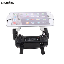 MASiKEN Stand Holder for DJI Mavic Pro/DJI Spark Drones Accessories Extended 7.9 /9.7 inch for iPad Tablet Monitor Bracket Mount