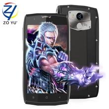 Blackveiw Bv7000 смартфон 2 ГБ + 16 ГБ MT6737T Quad core 4 Г LTE Android 7.0 Мобильный телефон 8.0 HD Отпечатков Пальцев ID 3500 мАч Сотовый телефон