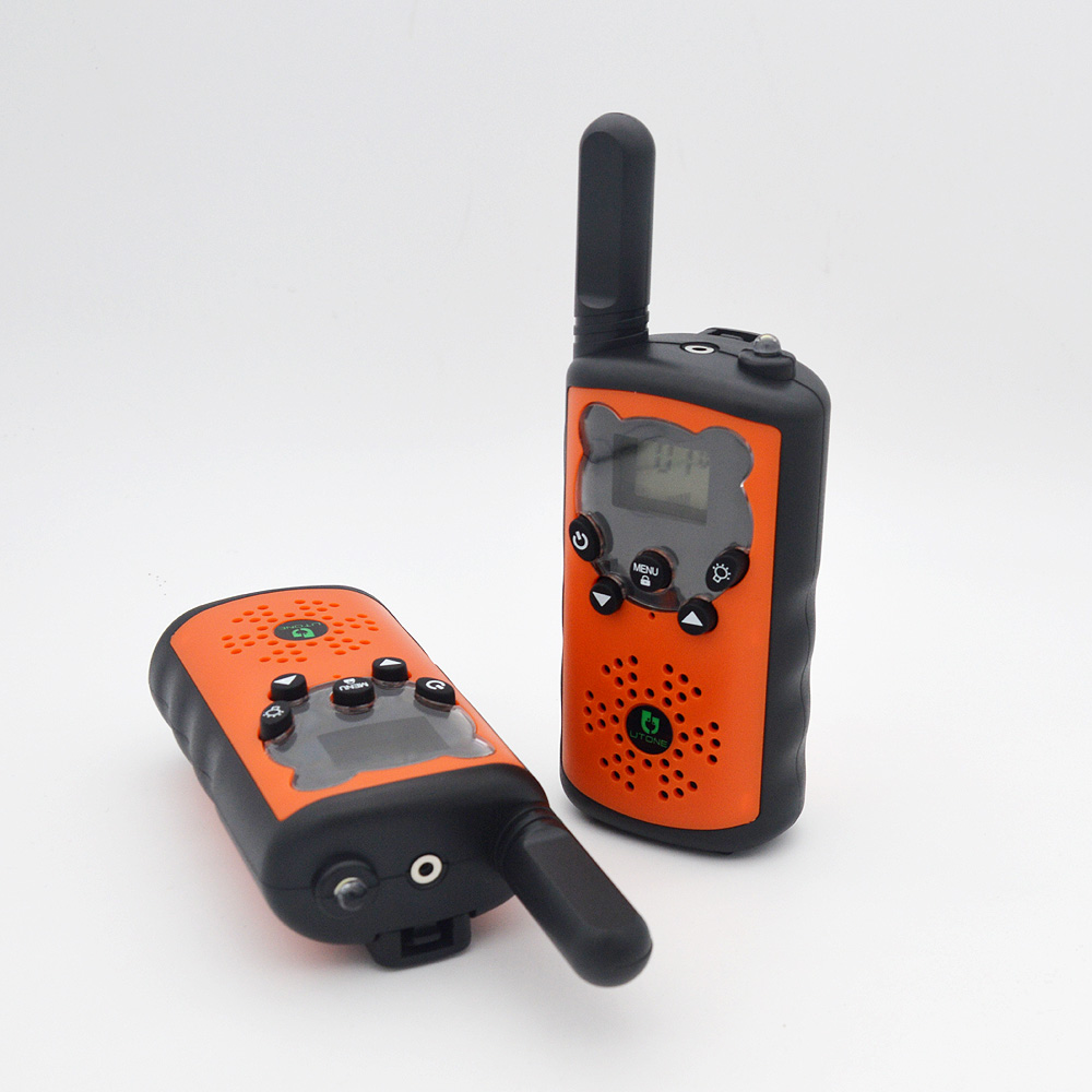 GoodTalkie UT308 Long Range Two Way Radios Travel Walkie Talkie 10 Km