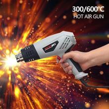 HEAVY DUTY 2000W HOT AIR HEAT GUN WALL DECOR STRIPPER 2