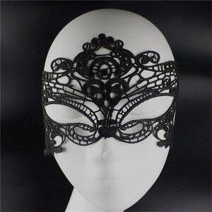 Image 5 - Black Eye Mask Sex For Woman Adult Games Bondage Tools Blindfold Blinder Bdsm SM Erotic Slave Sex Toys Product Muply Mask Sex