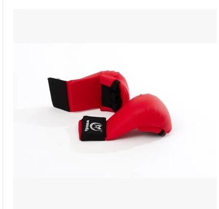 New Leather Half Finger Women Men Children Karate Boxing Gloves amateur boxing