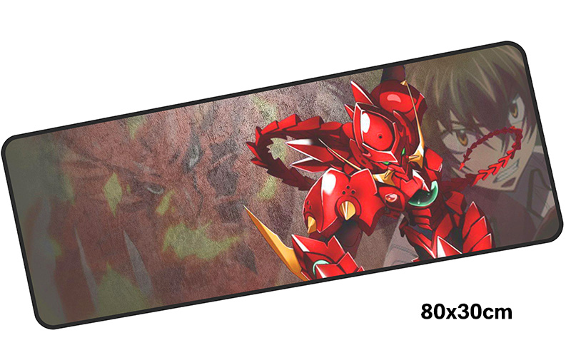 high school dxd mousepad gamer 800x300X3MM gaming mouse pad large High-end notebook pc accessories laptop padmouse ergonomic mat