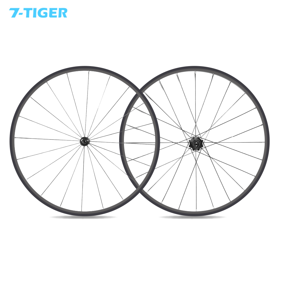 20mm carbon fiber 700c road bicycle wheelset 23 mm wide clincher lightweight carbon wheels sapim spokes straight pull hubs|Bicycle Wheel| |  - title=