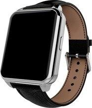 Heißer verkauf! F2 Bluetooth Smart Uhr l Herzfrequenz Fitness smartwatch Für/Android Smartphone IP66 wasserdichte BT4.0 Edelstahl Stee