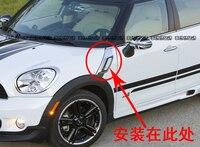 Fit for BMW MINI R60  Carbon fiber leaf lampshade  frame  carbon fiber lamp frame  decorative lamp shade