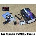 Cauda Traseira do carro Luz de Aviso Para A Nissan NV200/Evalia/Automóveis para Anti-Colisão Externo Rear-end Auto Luzes de Condução segura