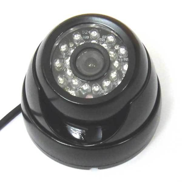 ФОТО 800TVL CMOS Color IR CUT 24 LEDs CCTV Security Camera Outdoor Dome Home